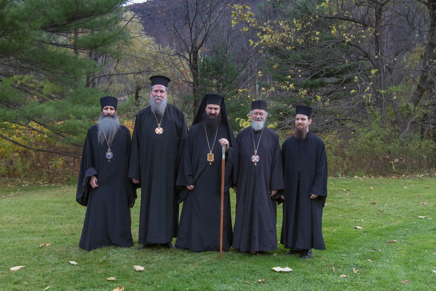 The Eparchial Synod of America