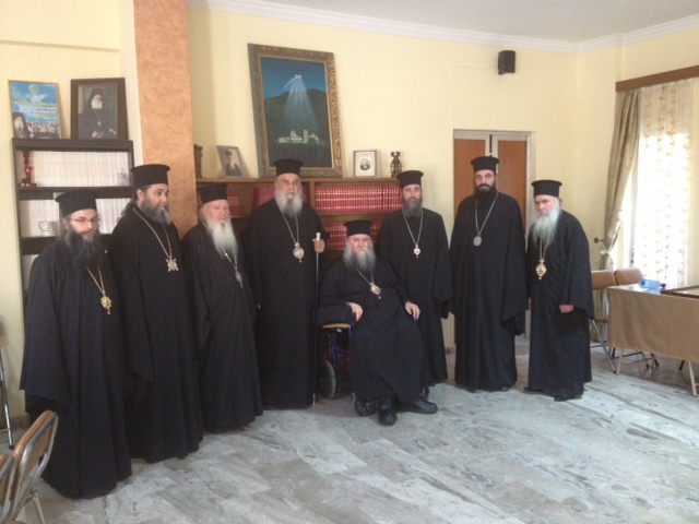 The Synod of the GOC of Greece