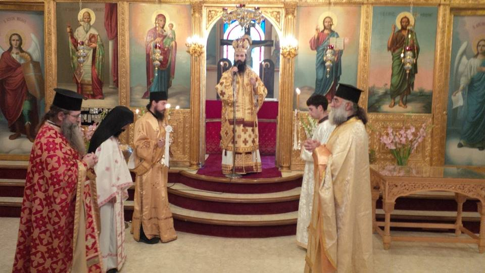 Ordination of Fr. Theologos to the Priesthood