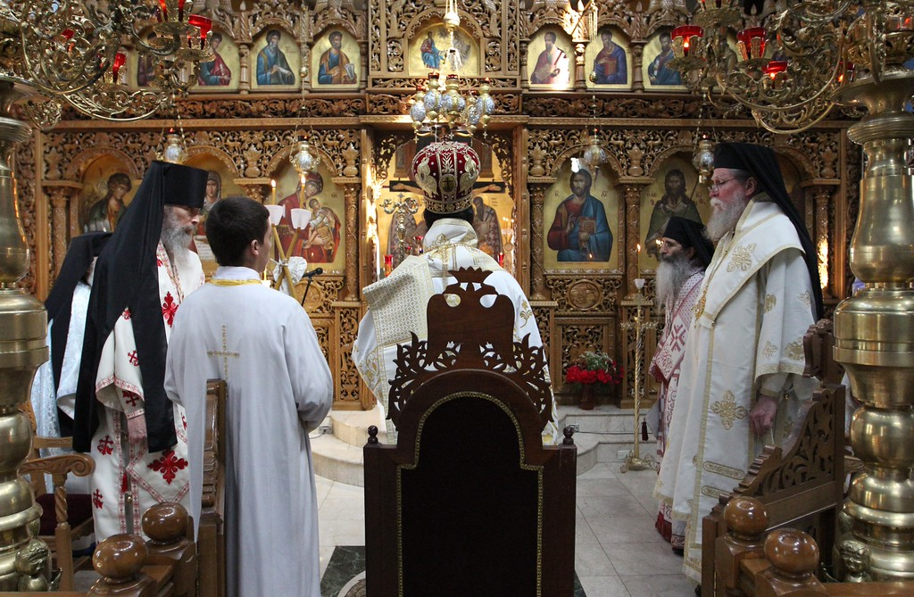 Eparchial Synod Concelebration June 2015