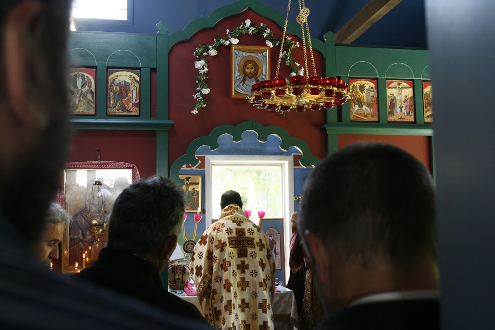 Holy Ascension Monastery Feast Day 2016