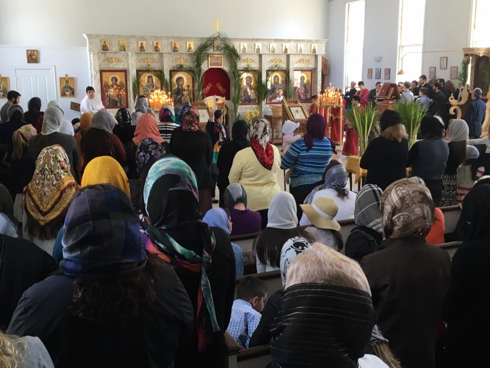 Holy Week and Pascha in the Metropolises of America and Toronto