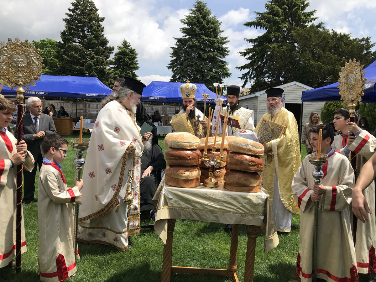 Feast of St Isidoros of Chios 2018